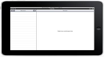 iOS : Dragging enabled custom UISplitViewController