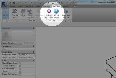 Revit Plugin, Verold Publisher, Neutral CAD Exporter Plug-ins