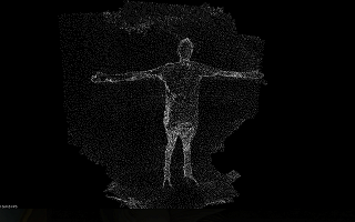 Point cloud — Post-processing of point cloud data