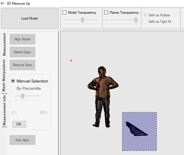 ProtoTech releases new version (v 1.4.0.0) of 3D Measure Up with mesh repair and measurements export features