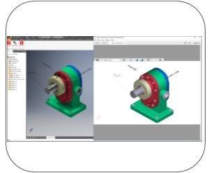 3d pdf Inventor FeaturesExportProperties
