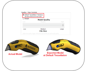 3d pdf fusion 360 Features default telessation