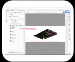 3d pdf 3dsmax Features Export Model Views