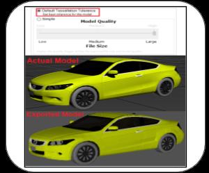 3d pdf 3dsmax Features default telessation