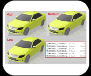 OBJ 3dsmax Features Mesh Quality