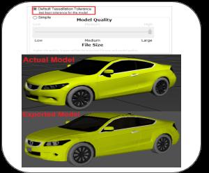 OBJ 3dsmax Features default telessation