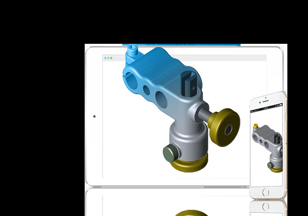 3D Mobile Development Services