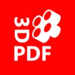 3D PDF Icon