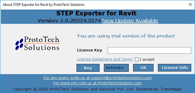 Activation_STEP_Revit